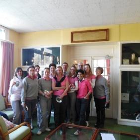 Finaliste coupe Picardie dames le Lys 2015
