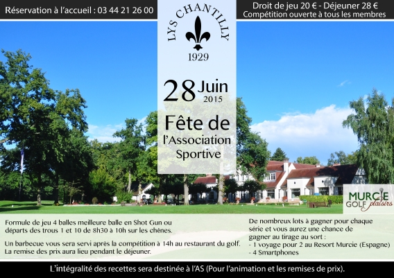 Fete Association Sportive - 28 juin 2015
